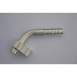 Końcówka węża klimatyzacji przyłączeniowa 45* fi 13mm