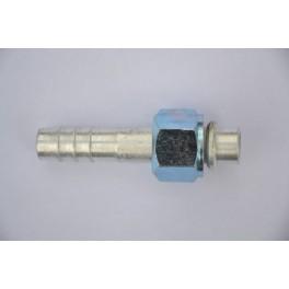 Końcówka węża klimatyzacji gwint 5/8 prosta Fi 13 mm