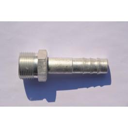 Końcówka węża klimatyzacji gwint M24x1,5 prosta Fi 13 mm